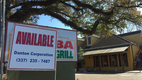 La Rumba recently closed at 507 W. Pinhook Road in Lafayette. The restaurant opened less than a year ago in the former Jolie's Louisiana Bistro building.