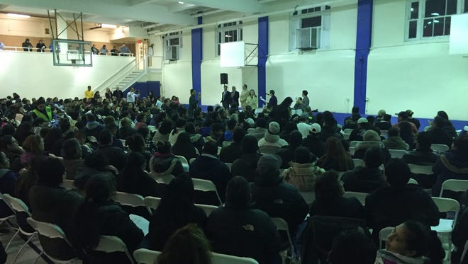 More than 200 people attended White Plains community forum on immigration hosted by El Centro Hispano.