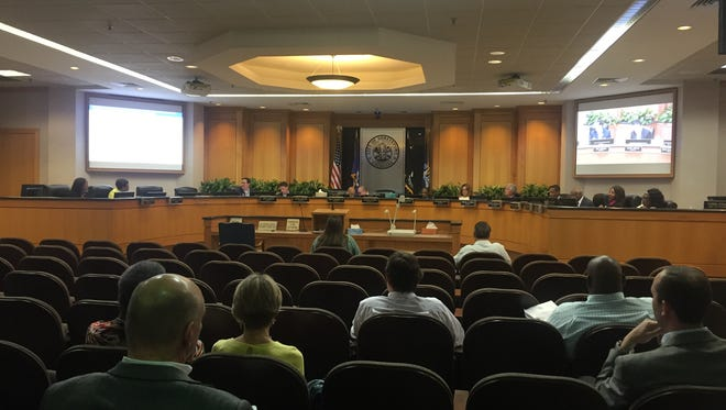 Council members unanimously approved Mayor Ollie Tyler's 10 newly appointed board members at a recent council meeting.