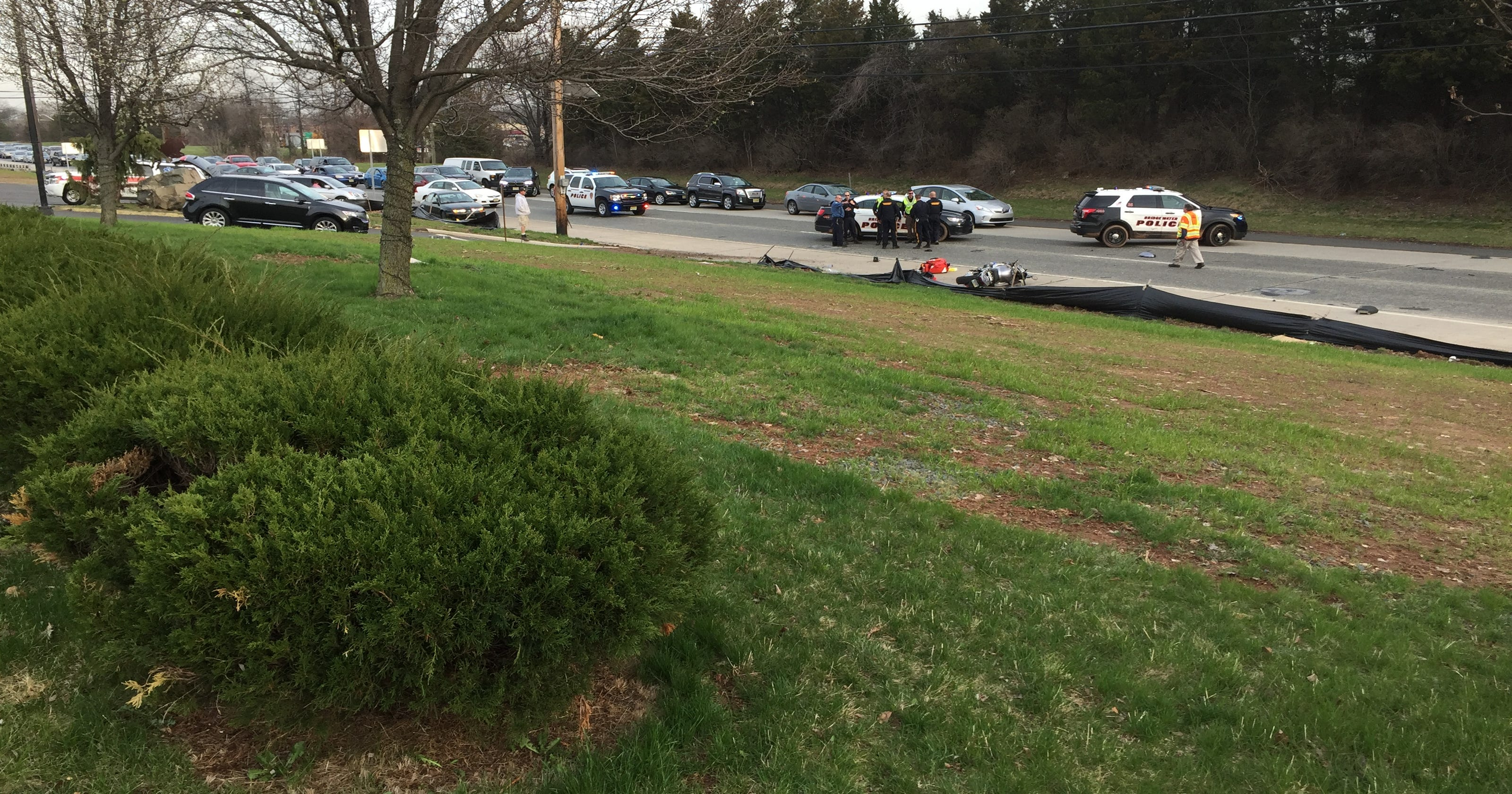 Pennsylvania man injured in Route 22 motorcycle accident in