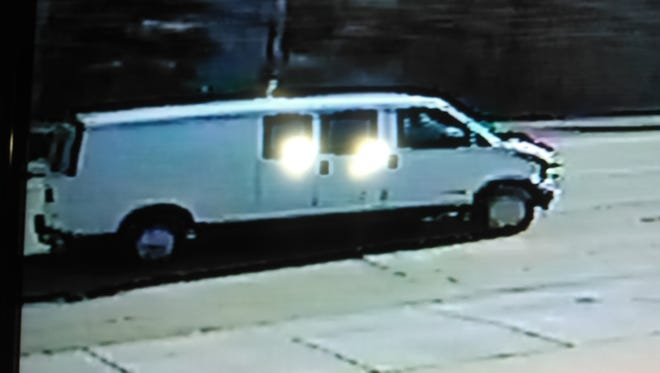 Oshkosh police are investigating an incident in which a suspicious person in a white van told a child to get in it. The child was not harmed.
