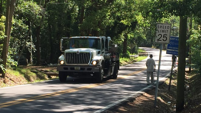 County Commissioner Bill Proctor wants to halt the search for a new Tallahassee Police Department headquarters saying the city should instead invest first in infrastructure - chiefly sidewalks and wider roads - in South Tallahassee.