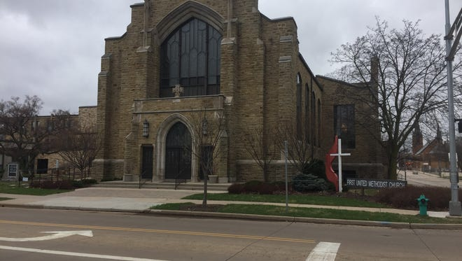 Appleton's First United Methodist Church, 325 E. Franklin St., has announced a $1.85 million capital campaign.