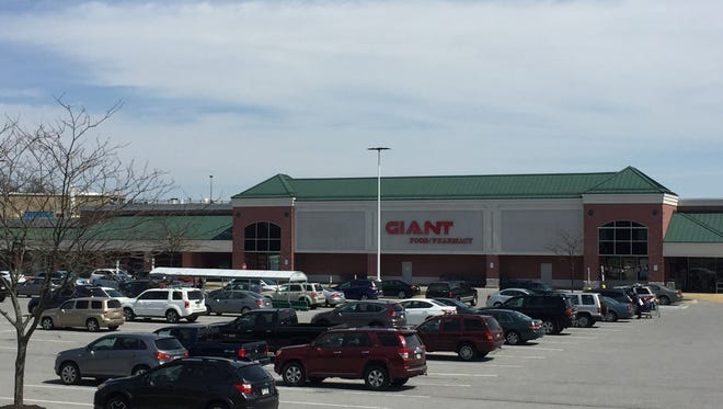 With the liquor referendum passed in Shrewsbury, Giant will put a beer garden in their borough store.