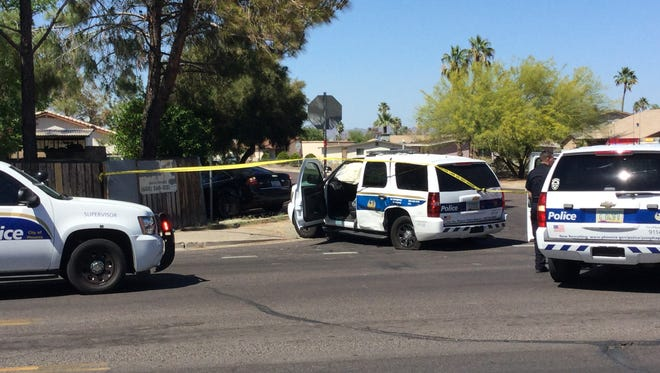 A Phoenix car crash on April 18, 2017, left five people in serious condition.