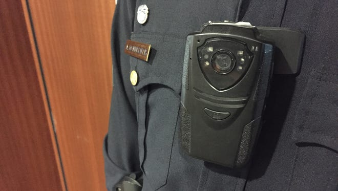 Rochester, NY, police rolled out its body camera program starting in August 2016, reaching full deployment with 486 cameras in March 2017.