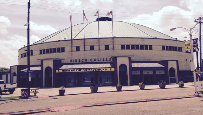 The Hirsch Coliseum could be home to a NBA Development League team.