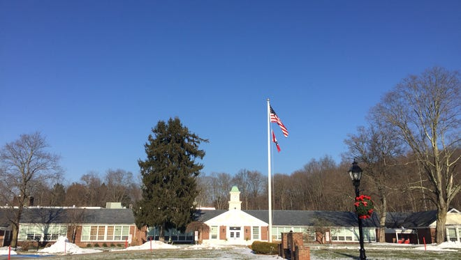 Wandell School in Saddle River.