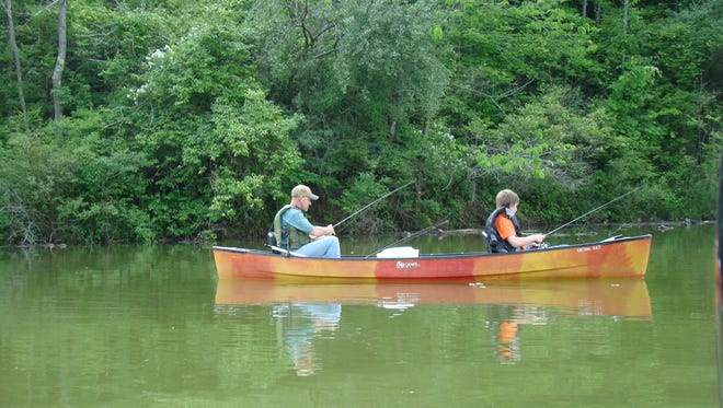 Kenton County Parks & Recreation is offering a four-night series of Tuesday night bass fishing events at Doe Run Lake in Covington.