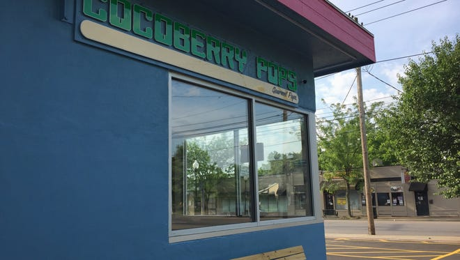 Cocoberry Pops opened at 323 W. Woodlawn Ave. in the Beechmont neighborhood.