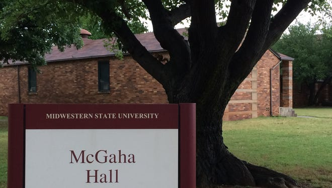 McGaha Hall was razed over the summer to make way for a new health sciences and human services building.