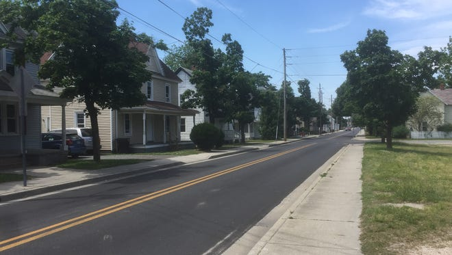The 300 block of Naylor Street, a main artery in the Church Street neighborhood, was the site of a violent home invasion on May 11.