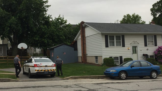 State police are investigating a shooting in Red Lion. A man called 911 and said he accidentally shot a woman, believing she was an intruder, state police said.