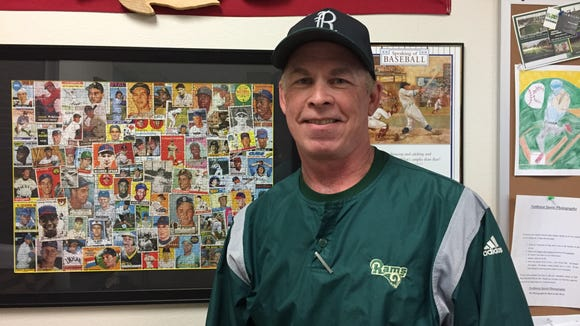 Regis baseball coach Don Heuberger has led the Rams to two state championships.
