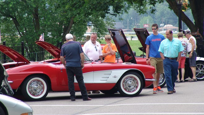 The 19th annual Corvettes at Roscoe Village cruise-in will take place from 10 a.m. to 4 p.m. Sunday, in Roscoe Village. Corvette owners wishing to put their cars on display can register from 9 a.m. to noon that morning with a cost of $10 per entry.