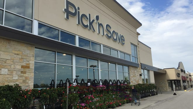 A Pick 'n Save supermarket in Menomonee Falls is shown in this photo. Kroger said Monday it will close Pick 'n Save locations in Kenosha and Sheboygan.
