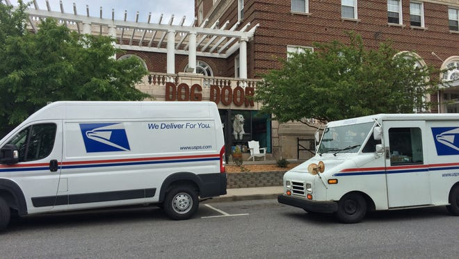 The U.S. Postal Service does have a dress code for mail carriers.