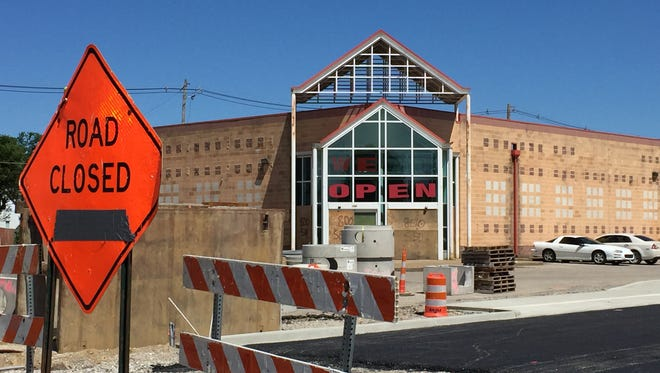 The empty building at North Main and Columbia streets is to become a dialysis clinic after the North Main Street reconstruction project finishes.