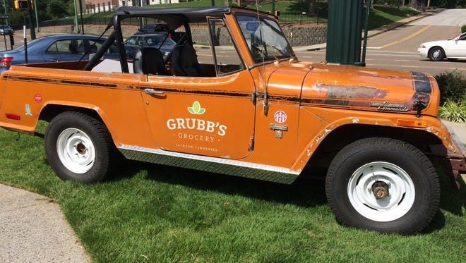 Grubb's Grocery celebrates two years of business June 24, 2017 in Jackson, Tenn.