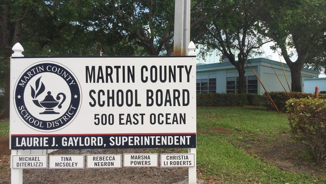 Not a single Martin County campus received lower marks this year compared to last, according to school grades released Wednesday by the Florida Department of Education.