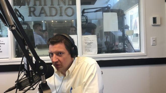 Journal News reporter Mark Lungariello talks Uber on WVOX