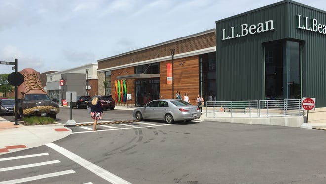L.L. Bean, the Maine-based outdoor apparel and equipment retailer, has opened its first Wisconsin store, in The Corners of Brookfield. The company brought its Bean Bootmobile along for a grand opening event on Friday.