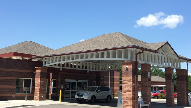 The Fort Collins Senior Center, 1200 Raintree Drive.
