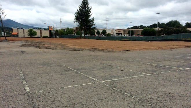 Initial plans for the former Beaucatcher Cinemas site called for retail and restaurant space, but those plans stalled.