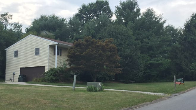Kenneth and Dana Lever lived in this Lower Windsor Township home for several years before moving to Florida. According to police, Lever killed his now ex-wife, along with two others, in Alabama on Wednesday.
