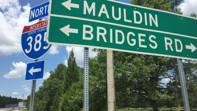 A study on the projected traffic impact of the Bridgeway Station development in Mauldin recommends improvements on Bridges Road and Holland Road, which border the southern and eastern entrances to the planned mix of shops, restaurants, apartments, office space and lodging, right off I-385.