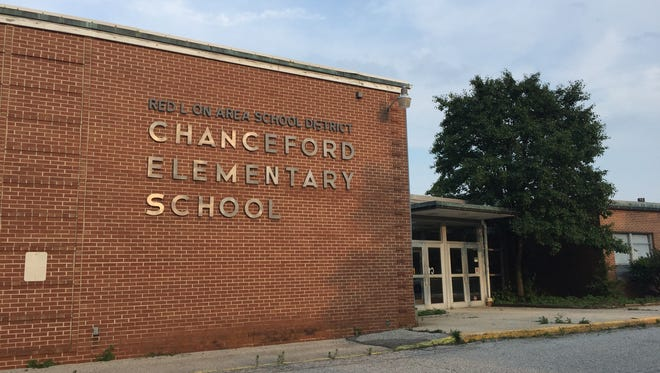 The Chanceford Elementary School on Muddy Creek Forks Road will be auctioned off after Red Lion's board approved a resolution Thursday night.