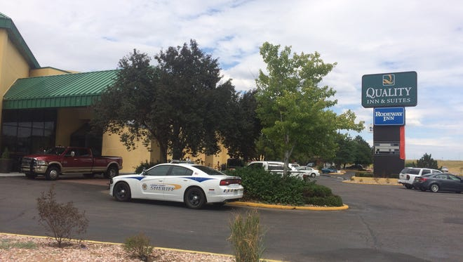 The Larimer County Sheriff's Office is investigating the drowning death of a 4-year-old boy at the Rodeway Inn, 3836 E. Mulberry St.