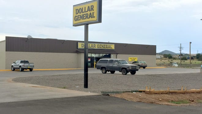 Dollar General opened up a new store in Santa Clara. The grand opening will be held Aug. 5.
