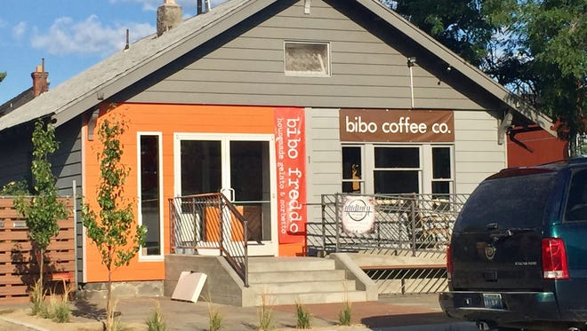 When it opens, the Bibo Coffee Co. shop on South Center Street in Midtown Reno will be the fourth Bibo location.
