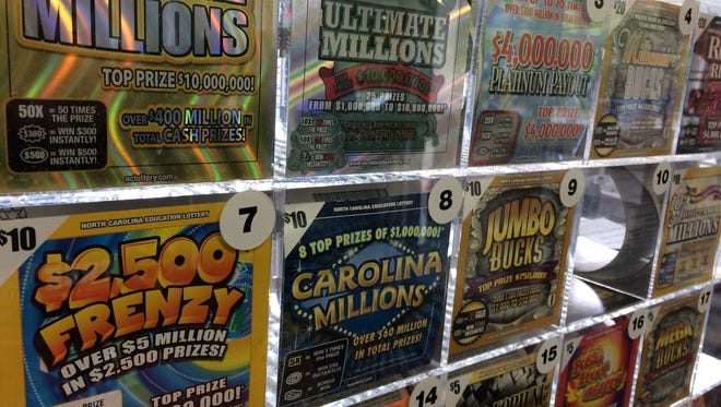 A Franklin man has won $1 million in a scratch-off game.