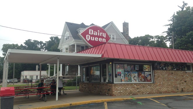 State House Rep. Brett Roberts, R-Eaton Twp, who has owned the Dairy Queen at 407 S. Cochran Ave. for seven years, plans to raze the existing seasonal eatery, and construct a new, 2,000-square foot Dairy Queen with indoor seating.