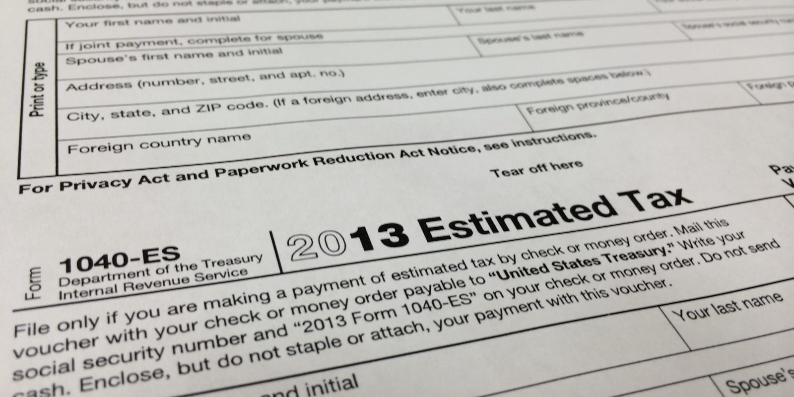 form 1040 underpayment penalty  IRS penalizes more earners for mistakes, underpayment in ...