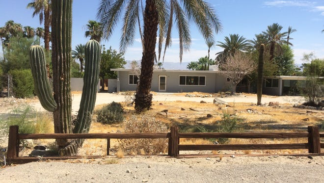 Former Rancho Mirage code compliance manager Sandra A. Johnson is being charged with embezzlement along with her sister-in-law Brandi Perry, whose company was paid for compliance work allegedly performed at this property on Mirage Road in April 2017, according to court records.