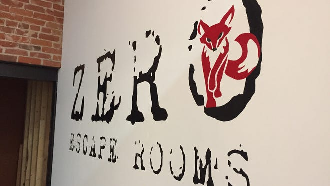 """Zero Escape Rooms has a spy agency premise where participants have 60 minutes to complete their """"mission"""" inside a themed room."""