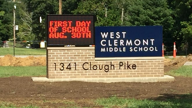 West Clermont Middle School
