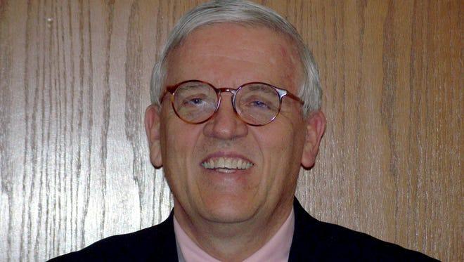 J. David Woodard