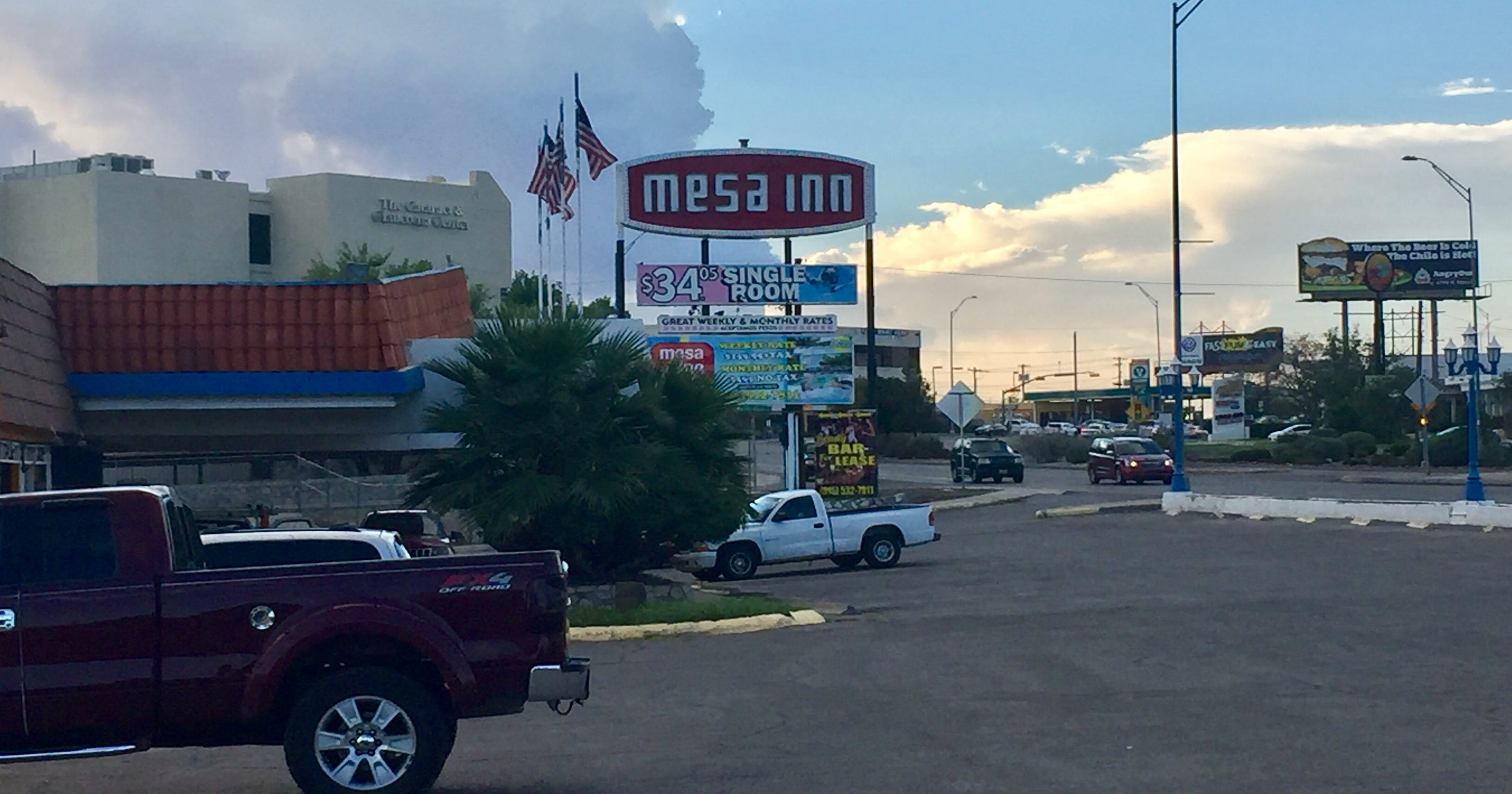 Man found dead in West Side hotel was slain, police say. Daniel Borunda, El Paso ...