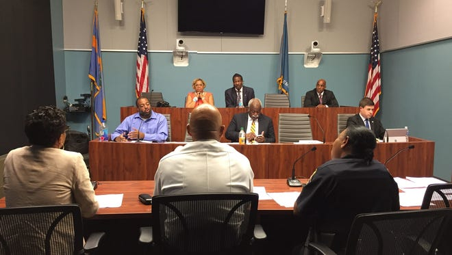 Wilmington City Council's Education, Youth & Families Committee discussed a proposal to change the curfew laws.