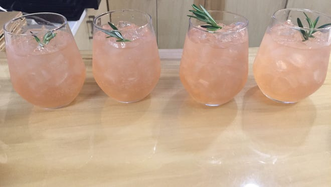 Serve these Rosemary Hound Cocktails at brunch.