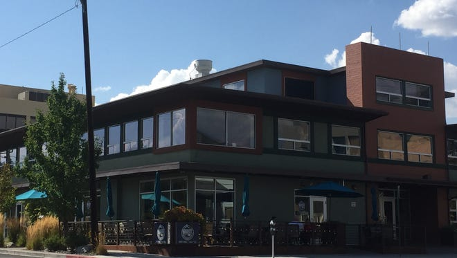 Washoe Public House opened in mid-April 2017 in a ground-floor corner space at 275 Hill St.