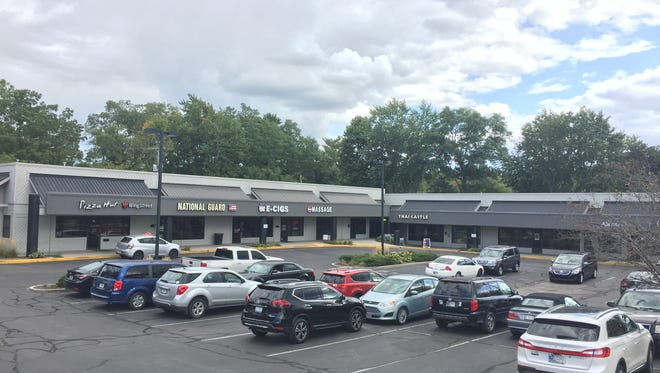 Carmel has purchased the Mohawk Landing shopping center.