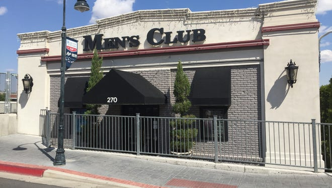 The Men's Club, 270 Lake St., would have to move under regulations being considered by the Reno City Council that would force adult businesses to relocate. The council on Wednesday directed city staff to begin the lengthy process of rewriting the ordinances to prohibit digital outdoor signs at strip clubs within six months, prohibit alcohol at improperly zoned clubs and force those clubs to industrial areas of town within five years.