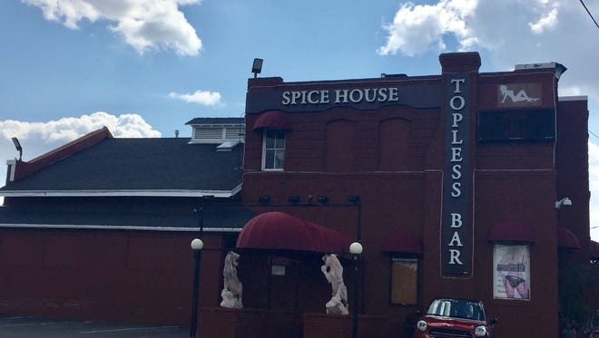 The Spice House, 310 Spokane St., would have to move under regulations being considered by the Reno City Council that would force adult businesses to relocate. The council on Wednesday directed city staff to begin the lengthy process of rewriting the ordinances to prohibit digital outdoor signs at strip clubs within six months, prohibit alcohol at improperly zoned clubs and force those clubs to industrial areas of town within five years.