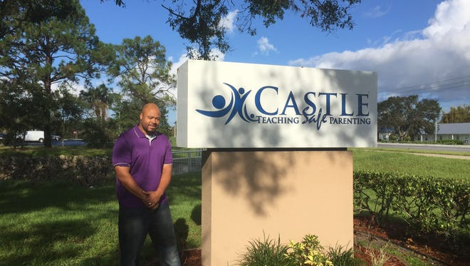 Roderick Huggins will oversee CASTLE's Safe Families Program in St Lucie and Indian River County.