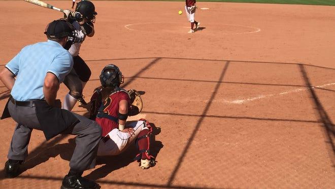 Fort Collins-area high school softball stat leaders.